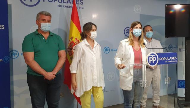 CLM | El PP pedirá en las Cortes que comparezca García Élez