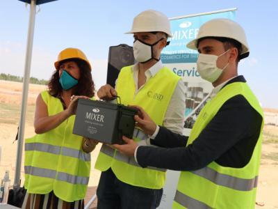 EMPRESAS | Mixer&Pack se instala en Cabanillas donde creará 100 empleos