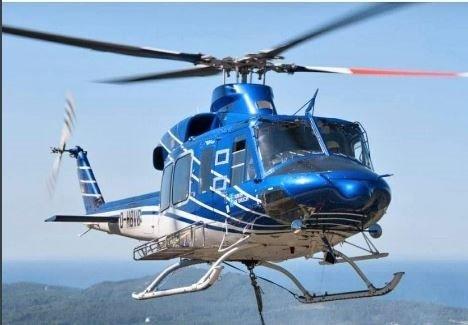 CLM | Roban un helicóptero de la Brigada de Extinción de Incendios