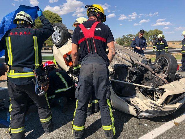 TRÁFICO | Publicado el balance definitivo de muertes por accidentes en CLM en 2019