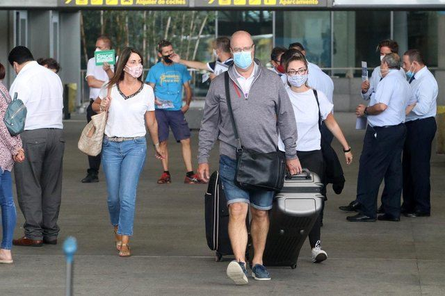 CORONAVIRUS | Bélgica impone cuarentena a los viajeros procedentes de Toledo