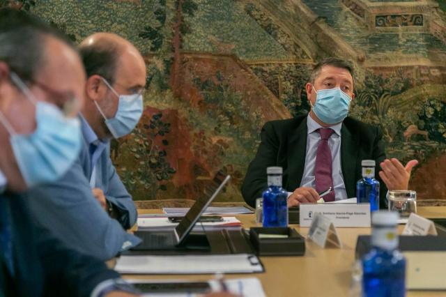 POLÍTICA | Page preside este martes un Consejo de Gobierno para adaptarse a las nuevas normativas