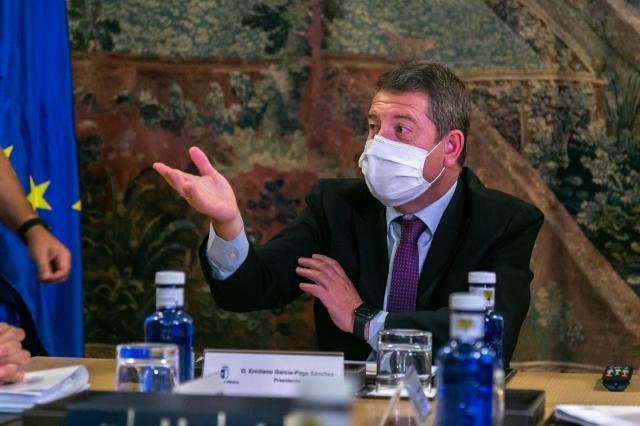 LA CARTA | Page ofrece de nuevo a Núñez sumarse al pacto para recuperar CLM