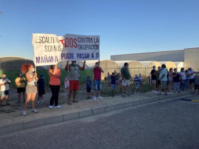ESCALONA | La lucha contra los ocupas del pueblo