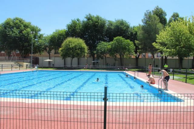 COVID | Cierra la piscina municipal de Alcázar de San Juan por un positivo