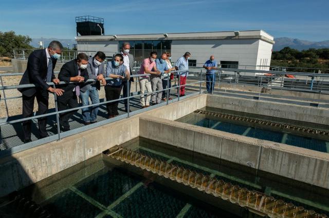 CAMPANA DE OROPESA | Agua potable para 12.000 vecinos de 14 pueblos de la comarca
