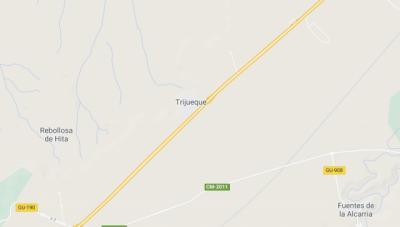 Imagen de Trijueque en Google Maps - EUROPA PRESS