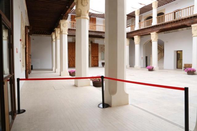 FUENSALIDA   Más de 4.000 visitas al Palacio desde su reapertura en 2015