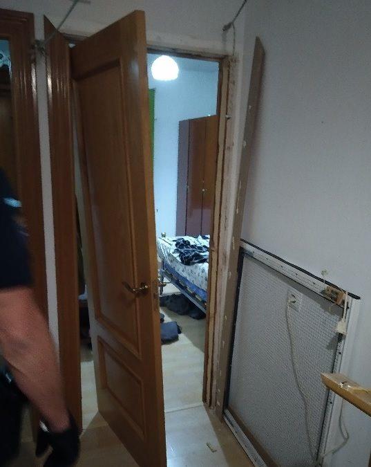 ÚLTIMA HORA | Detenido por agredir a su madre embarazada y a tres policías en esta localidad toledana