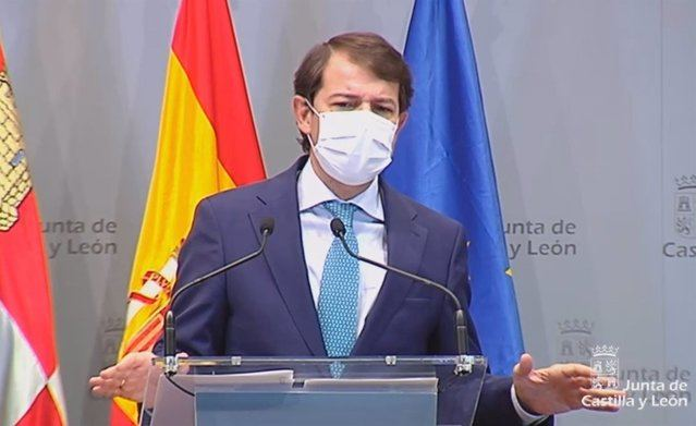 Fernández Mañueco | Archivo | EUROPA PRESS.