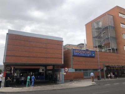 """Denuncian la situación """"insostenible"""" de las Urgencias del Hospital"""