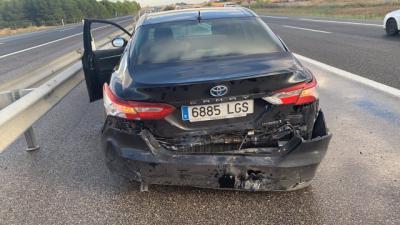 URGENTE | El presidente del PP CLM sufre un accidente de tráfico
