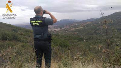 SAN PABLO DE LOS MONTES | La Guardia Civil auxila de noche a dos senderistas