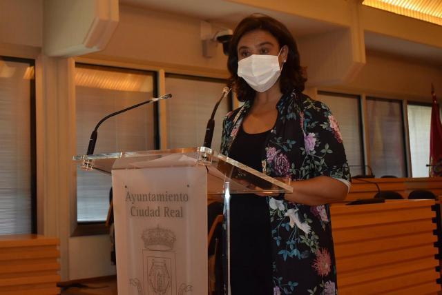 URGENTE   La alcaldesa de Ciudad Real da positivo por Covid