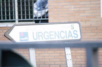 Hospital, Virgen de la salud, Toledo, Urgencias