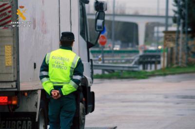 DENUNCIA | Un camionero conducía con 6 veces la tasa de alcoholemia permitida