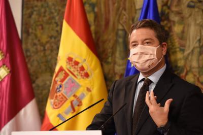 REGIÓN | Page llevará al Debate del Estado de CLM