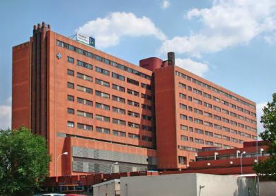 Hospital de Guadalajara - JCCM - Archivo