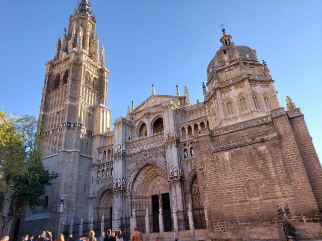 Torre de la Catedral de Toledo después de su restauración - ARZOBISPADO DE TOLEDO