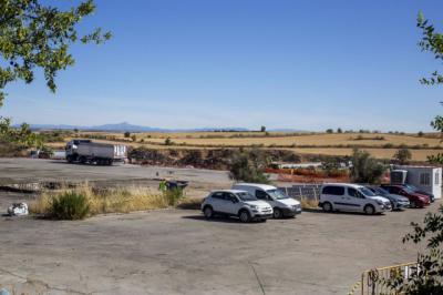 REGIÓN | Concluye la retirada de 8.000 toneladas de residuos tóxicos generados en el incendio de Chiloeches