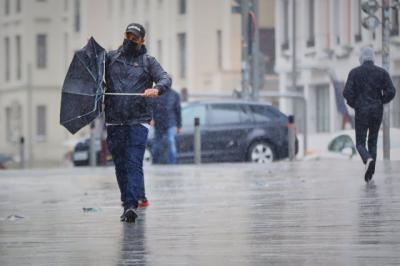 EL TIEMPO | Frío, lluvia... tiempo inestable por una borrasca atlántica