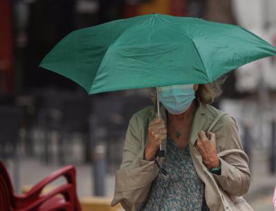 EL TIEMPO   Abrigo y paraguas para el fin de semana