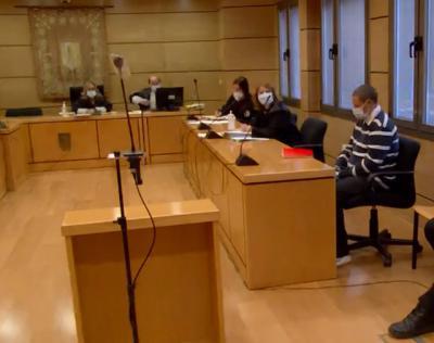 Juicio contra el acusado de matar a su padre en Socuéllamos. - EUROPA PRESS