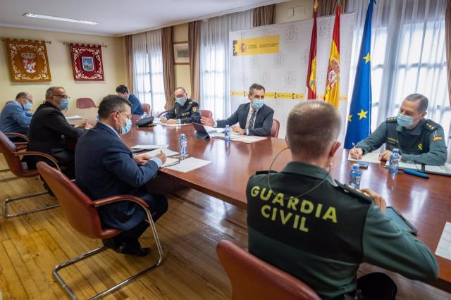 ESTADO DE ALARMA | La Delegación del Gobierno habilita el dispositivo que evitará entradas y salidas injustificas de CLM