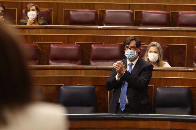 ESPAÑA | El Congreso aprueba la prórroga del estado de alarma hasta el 9 de mayo