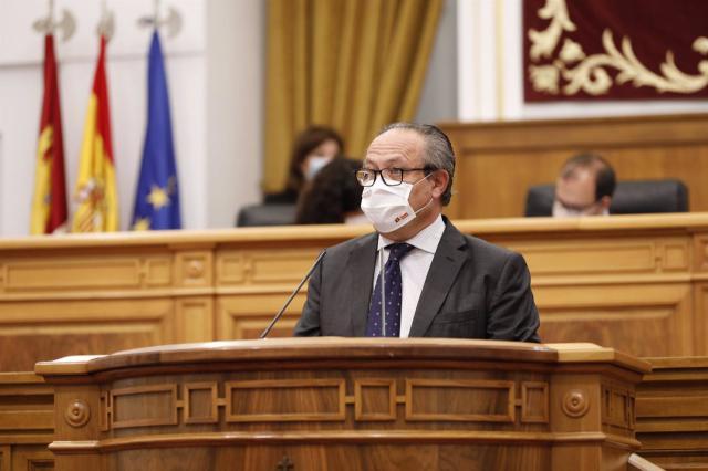 El consejero de Hacieda y Admiistraciones Públicas, Juan Alfonso Ruiz Molina | Europa Press