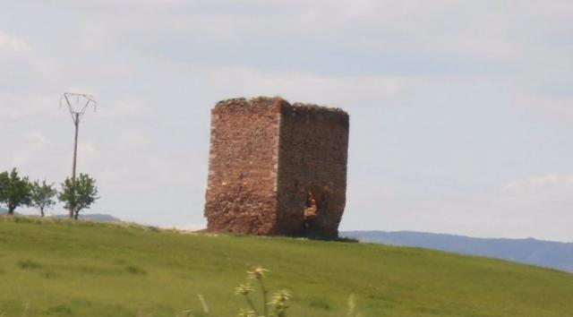 LISTA ROJA PATRIMONIO   La torre de un pueblo de Toledo que puede derrumbarse