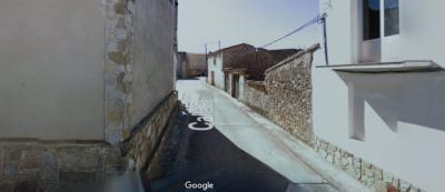 Calle Enmedio de Manzaneruela - GOOGLE MAPS