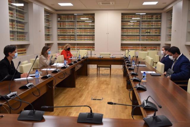 TRANSPORTE | Mesa bilateral entre el Gobierno central y el regional por la mejora del Transporte Rural