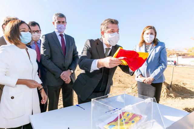 LA SAGRA | Rodríguez avanza 22,7 millones en infraestructuras educativas
