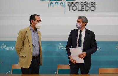 TOLEDO | Los municipios de la provincia tendrán 4 millones más de Diputación para luchar contra la pandemia