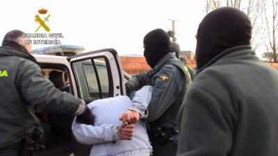 EN UN PUEBLO DE TOLEDO | Detenidos acusados de matar a un hombre al que fueron a robarle droga a su casa