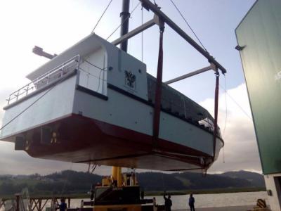 TOLEDO | Nuevo intento para subastar el barco que compró el PP para Ciudad de Vascos