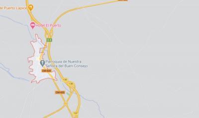 ACCIDENTE | Dos jóvenes muertos y un herido grave en un choque frontal en Puerto Lápice