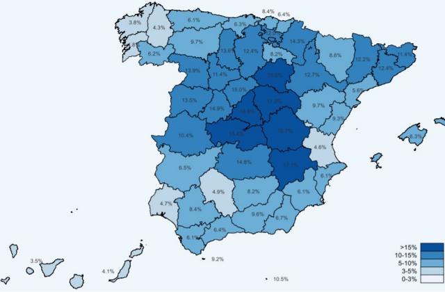 SEROPREVALENCIA | El 16,1% de la población de CLM se ha infectado de Covid