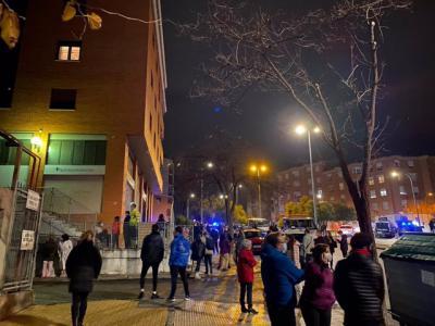 TOLEDO | Tremendo susto en un bloque de viviendas