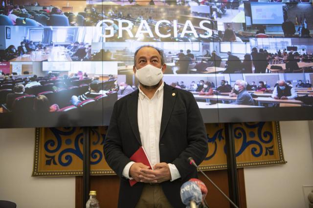 UCLM | Julián Garde ya es oficialmente el nuevo rector