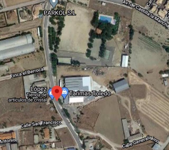 EN UN PUEBLO DE TOLEDO | Muere un hombre al caer a un silo lleno de serrín