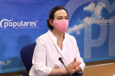Rueda De Prensa De Ana Guarinos