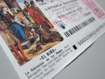 EL NIÑO   El tercer premio cae en la provincia de Toledo y... 'roza' Talavera
