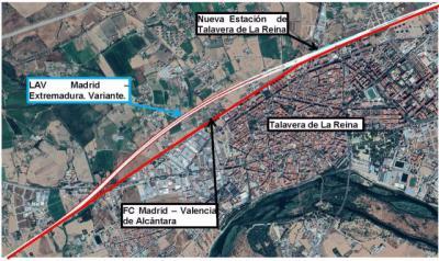 AVE | Ingenieros de Caminos de CLM apuestan por el soterramiento