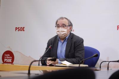 CLM | El PSOE critica las declaraciones de Núñez: