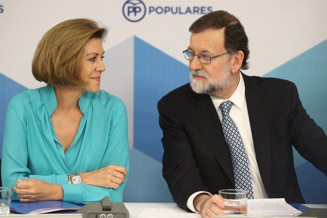 CASO 'KITCHEN' | Cs pide a la comisión del Congreso que interrogue a Rajoy y a Cospedal y su marido