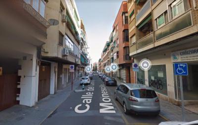 Calle Cardenal Monescillo de Ciudad Real - GOOGLE MAPS