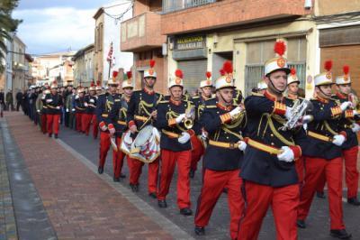 CELEBRACIÓN   Las fiestas de un municipio de Toledo, declaradas de Interés Turístico Regional