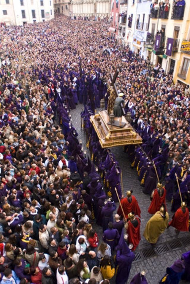 PANDEMIA | Cuenca también suspende las procesiones de la Semana Santa